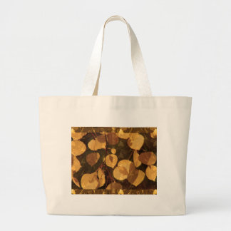 Nature is beautiful Even when it is A FALL Canvas Bags