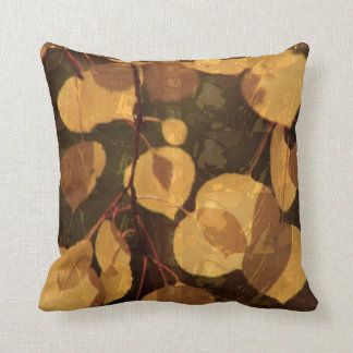 Nature is beautiful : Even when it is A FALL Cushion