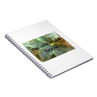 nature note book