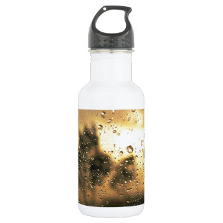 Nature Sunset Through The Window 532 Ml Water Bottle