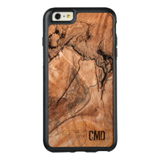 Nature Wood Knots Texture OtterBox iPhone 6/6s Plus Case