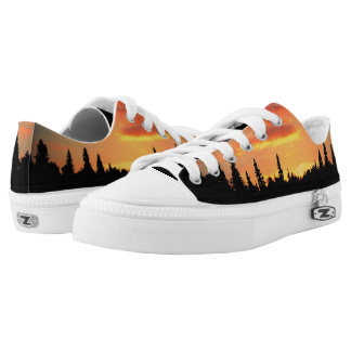 Natures Best - Walking on a Sunset Low Tops
