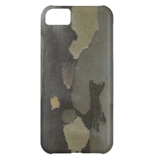 Nature's Camouflage -Sycamore Bark iPhone 5C Case
