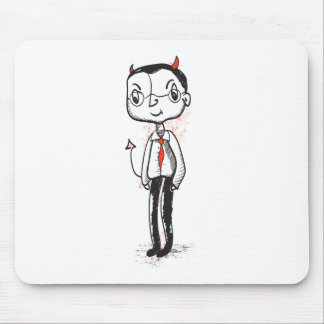 Naughty Businessman Mouse Pad