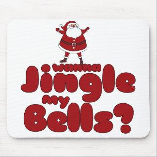 Naughty Christmas Parody Mousepad