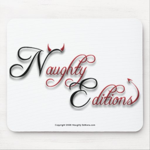 Naughty  Editions Mousepad