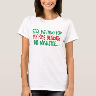 Naughty Mistletoe T-Shirt