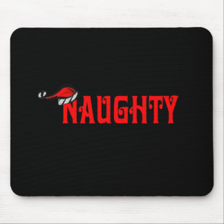 Naughty Mouse Pad