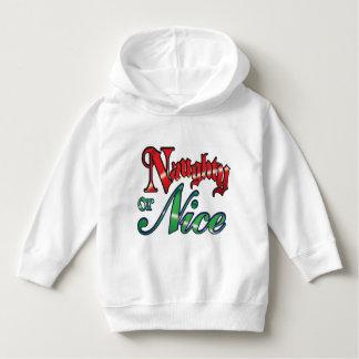 Naughty or Nice Hoodie