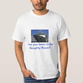 Naughty Room T-Shirt