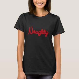 Naughty Script T-Shirt