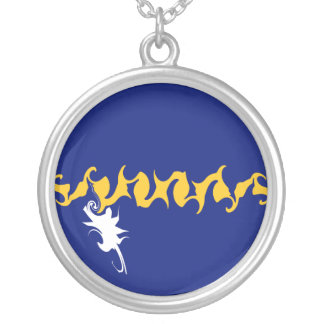 Nauru Gnarly Flag Custom Jewelry