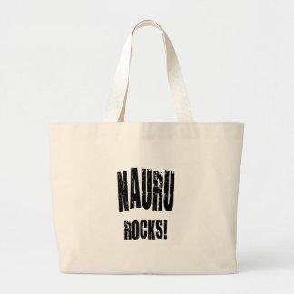 Nauru Rocks Tote Bag