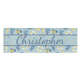 Nautical Aquatic Personalize