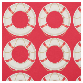 Nautical Buoy Fabric