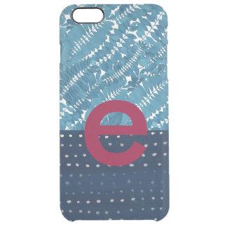 Nautical Clear iPhone 6 Plus Case