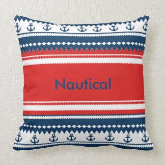 Nautical Throw Cushions