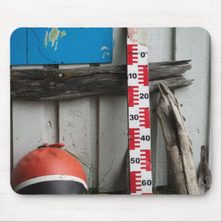 Nautical Items Mouse Pad