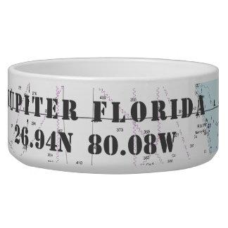 Nautical Jupiter Florida Latitude Longitude