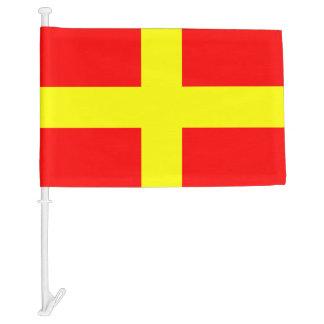 Nautical Sign Flag Romeo Letter R Car Flag
