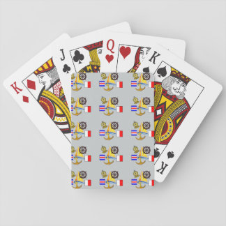 Nautical Theme _ playing cards
