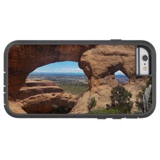 Navajo Arch Arches National Park Utah Tough Xtreme iPhone 6 Case