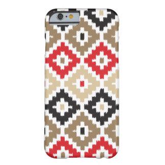 Navajo Aztec Tribal Print Ikat Diamond Pattern Barely There iPhone 6 Case