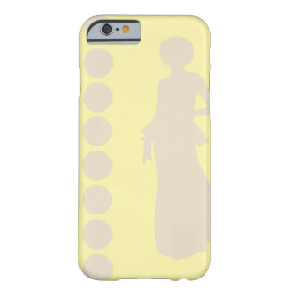 Navajo Cream Neutral Dots Fashion Barely There iPhone 6 Case