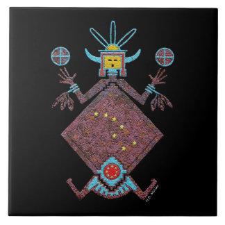Navajo Mythology Tile