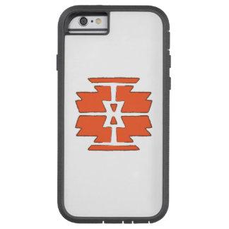 Navajo Print - Southwest Indian Design Tough Xtreme iPhone 6 Case