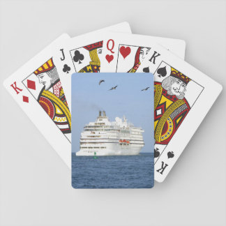 Navigating the Seas Playing Cards