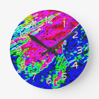 NAVIN JOSHI Collection Round Clock