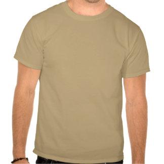 Navy Dad Answering Call T-shirts