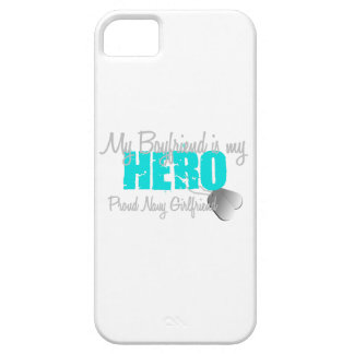 Navy Girlfriend Hero iPhone 5 Cover