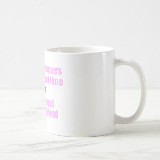 Navy Girlfriend Love Conquers Coffee Mug