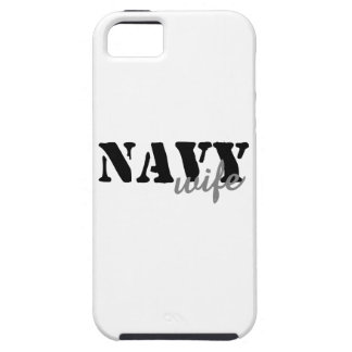 Navy Wife iPhone 5 Covers