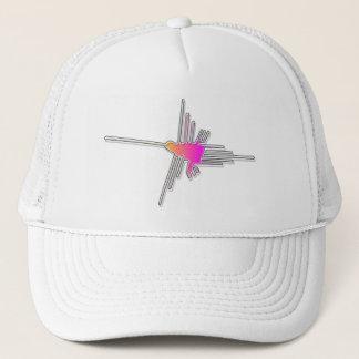 Nazca Lines Hummingbird Trucker Hat