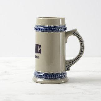 NB Beer Stein