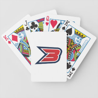 nBoston Bicycle Playing Cards