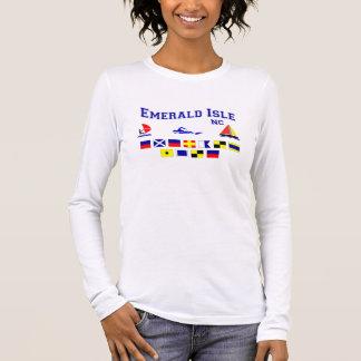 NC Emerald Isle SIG FL Long Sleeve T-Shirt