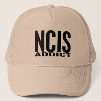 NCIS Addict Trucker Hat