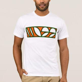 N'DEE Arches (green/orange) T-Shirt