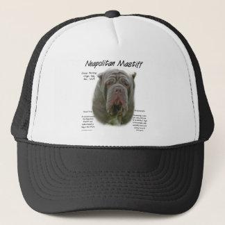 Neapolitan Mastiff (tawny) History Design Trucker Hat