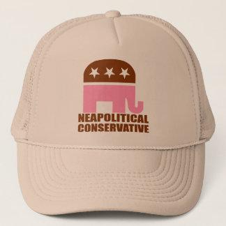Neapolitical Conservative Trucker Hat