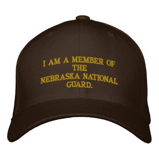 Nebraska National Guard Baseball Cap