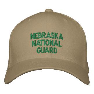 Nebraska National Guard. Embroidered Hat