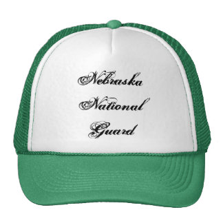 Nebraska National Guard Hats