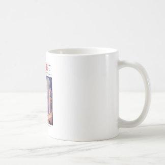 Nebula 019 (1956-12.Hamilton)_Pulp Art Basic White Mug