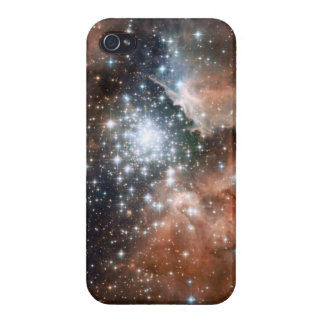 Nebula bright stars galaxy hipster geek cool space cover for iPhone 4