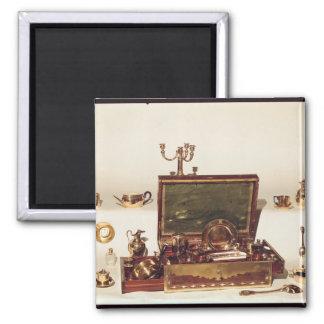 Necessaire belonging to Napoleon I Magnet